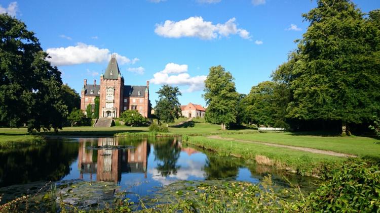 Slottsvisning Trollenäs slott