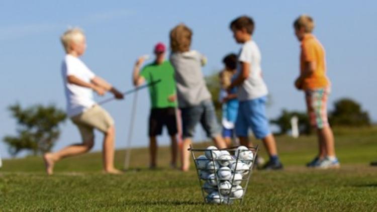 Gratis prova-på golf för 11-15 år
